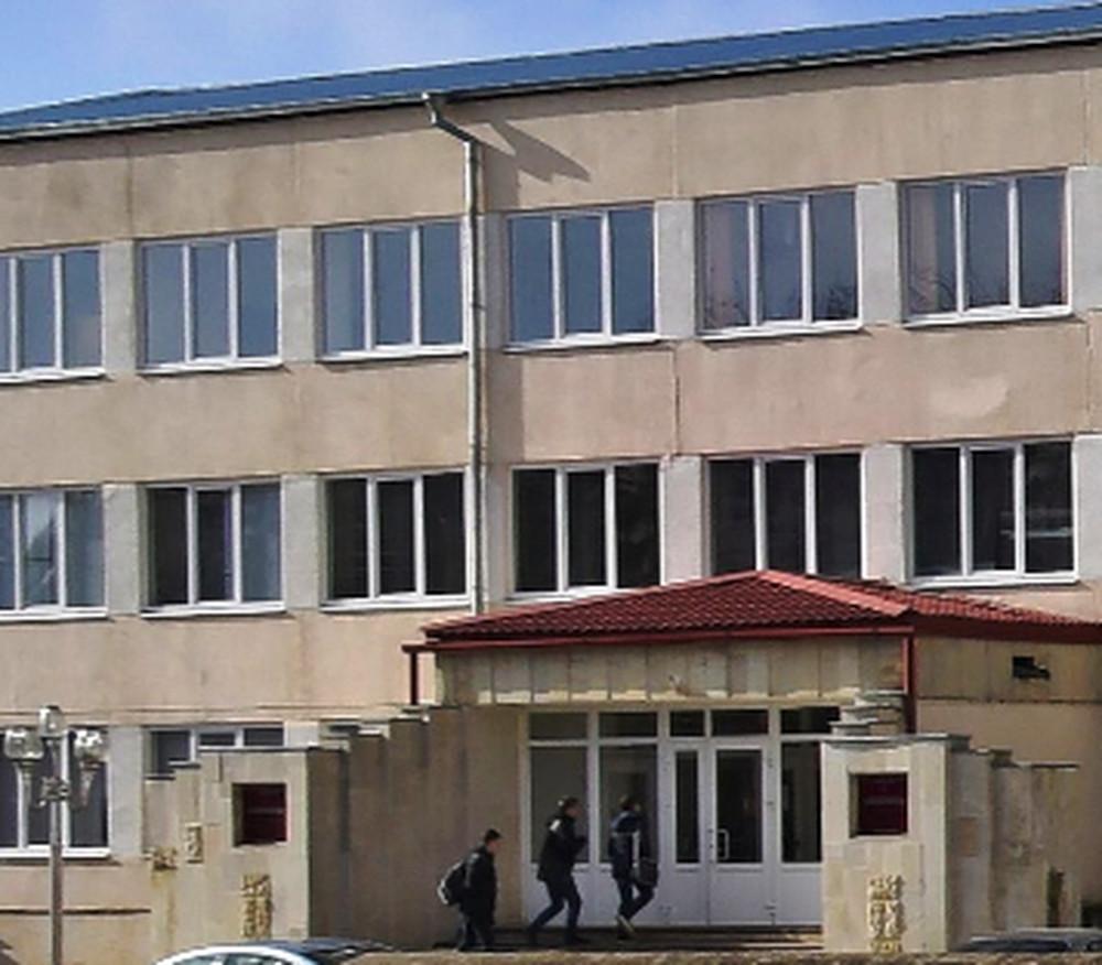 здание СГПИ г. Ессентуки