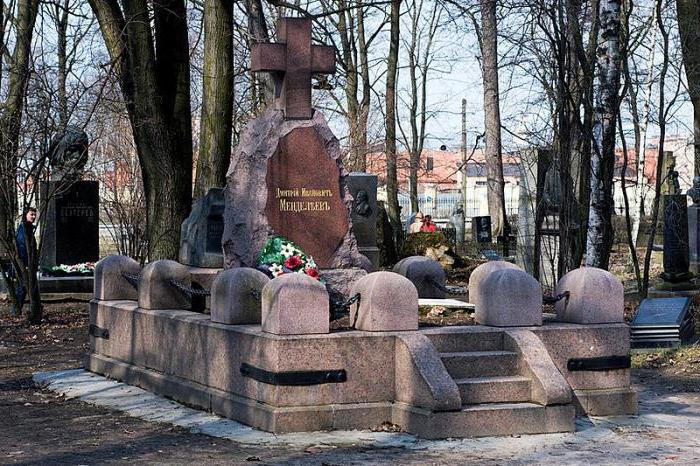 """""""Литераторские мостки"""" Волковского кладбища, часы работы"""