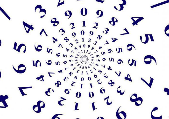 числа великаны 5 класс