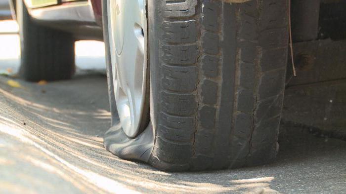Как правильно установить жгут в колесо