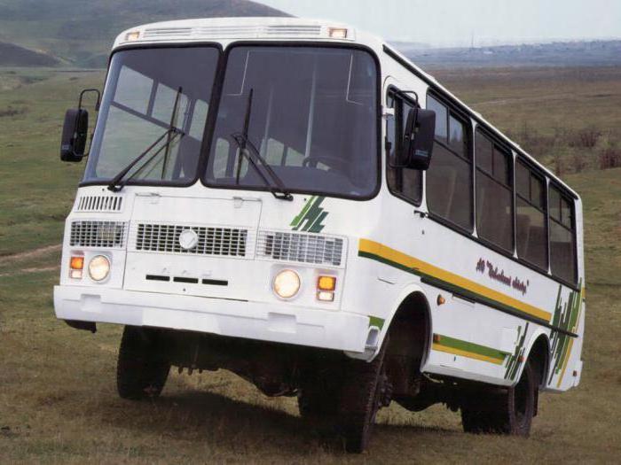 ПАЗ-3206: технические характеристики, модификации