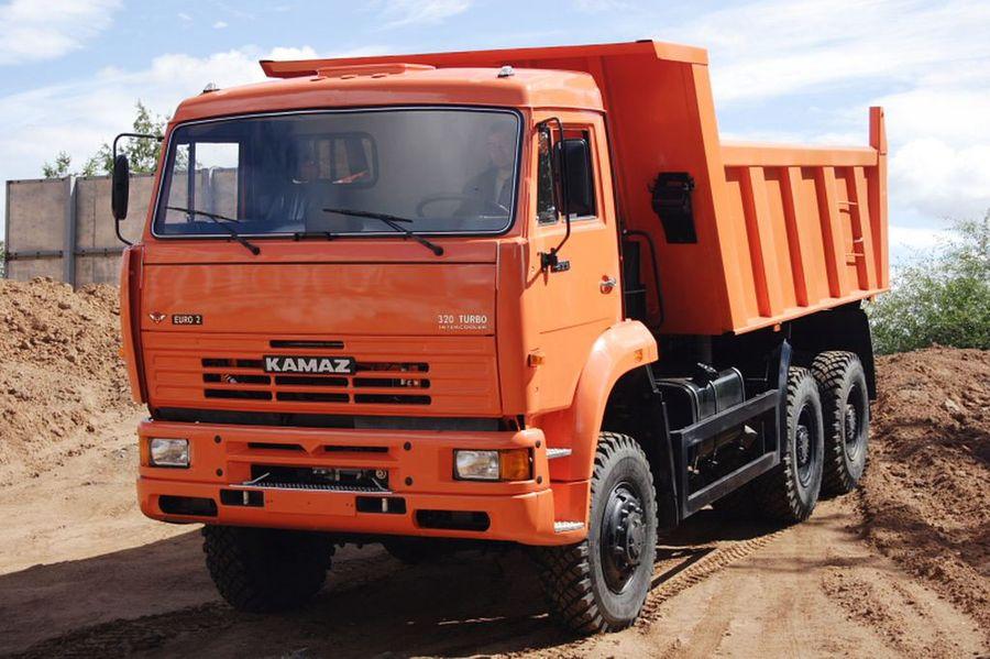 Kamaz 6522 dump truck