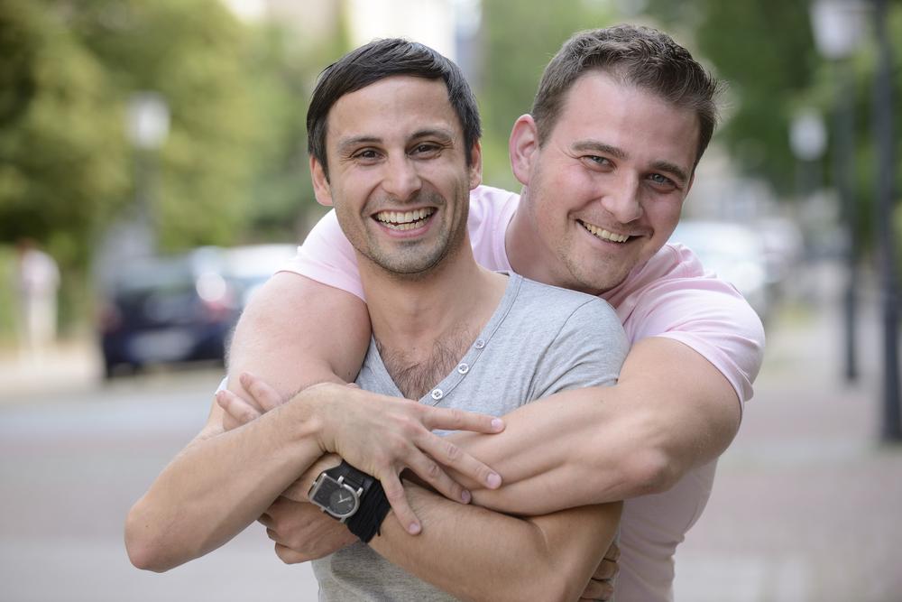 Гомосексуальная пара
