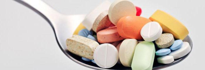 мильгамма состав витаминов в таблетках