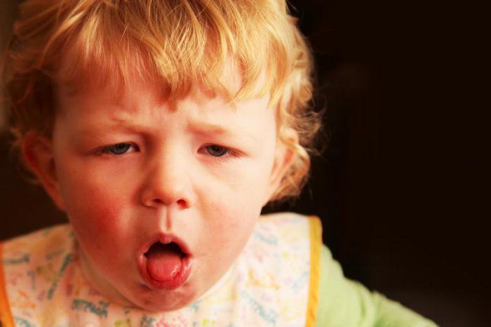 ребенку тяжело дышать что делать