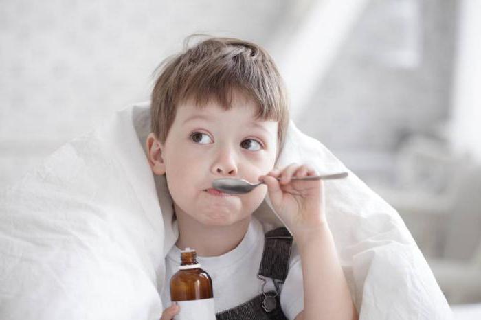 причины тяжелого дыхания у детей