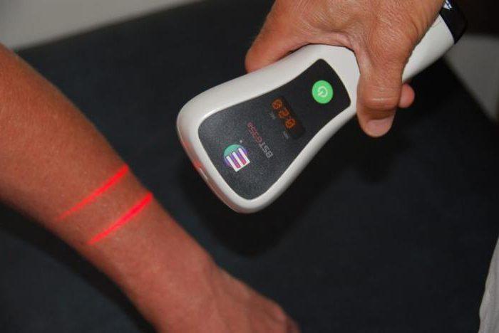 лечение суставов лазером польза и вред