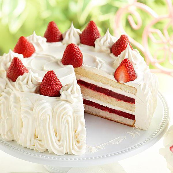 торт клубничный поцелуй в мультиварке рецепты с фото