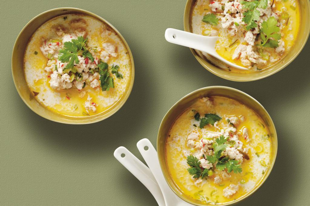 ситуация необычный суп из курицы рецепт с фото миллионер студенческие годы