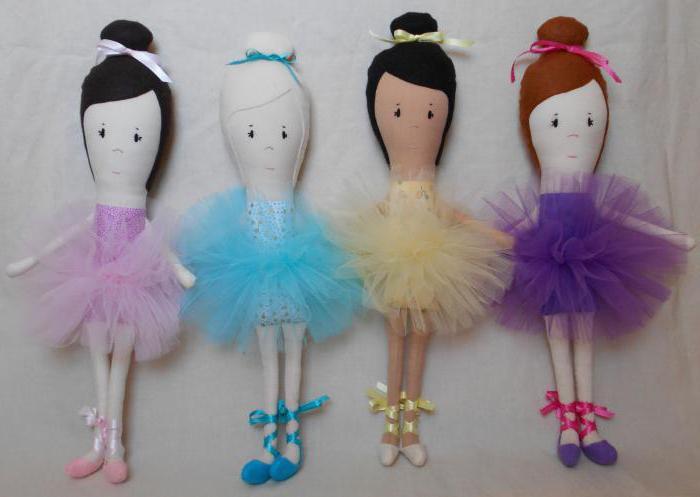 набор для шитья куклы малышки