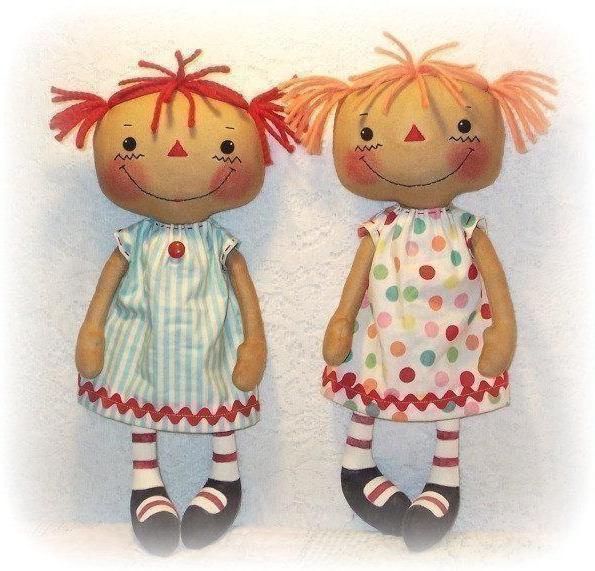 кукла малышка своими руками