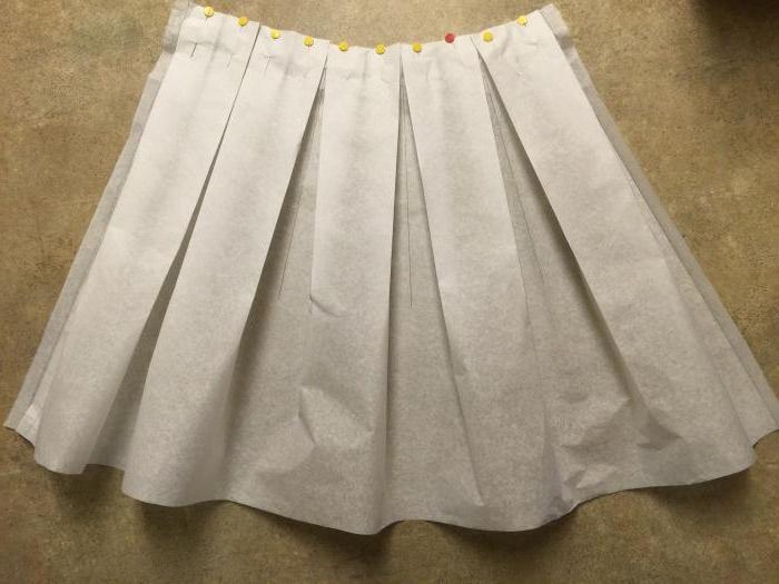 пышная юбка своими руками