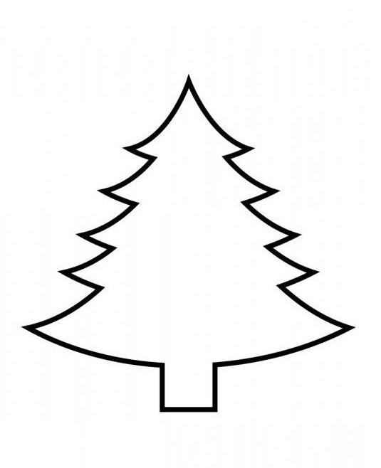 елка из фетра своими руками