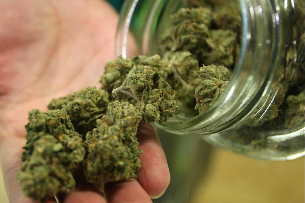 Как вставляет марихуана московская марихуана