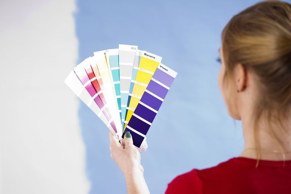 Color in the apartment and feng shui