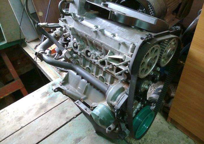 двигатель ваз 21126 16 клапанов