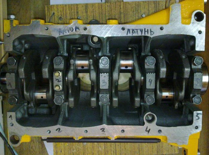 приора двигатель 21126