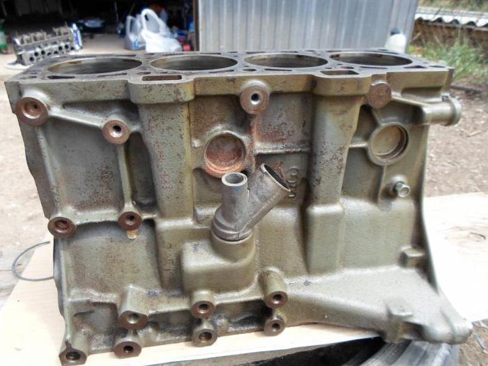 двигатель 21126 характеристики