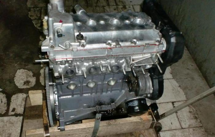 21126 двигатель