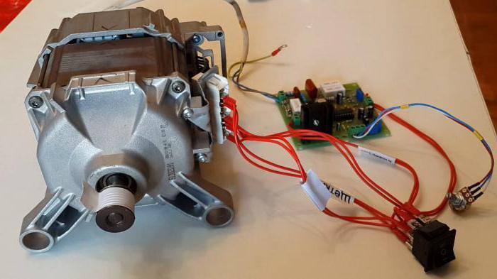 регулятор оборотов электродвигателя своими руками