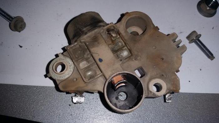 какой генератор ВАЗ-2115