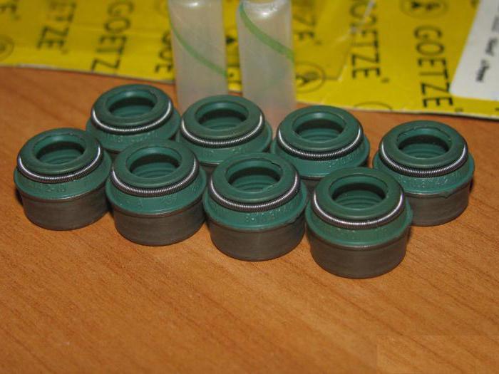 маслосъемные колпачки ваз 2107 какие лучше