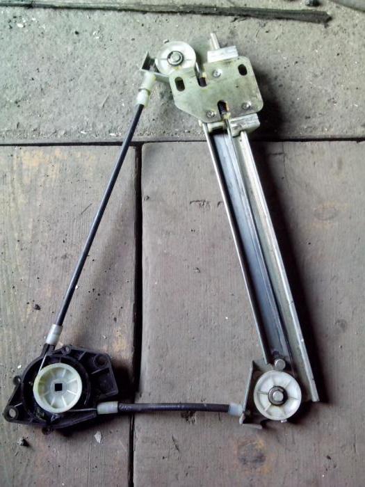 1984740 - Электростеклоподъемники подключение проводки правой двери