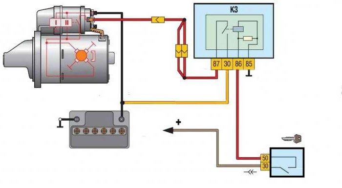интерактивные электросхемы ВАЗ-2110 инжектор