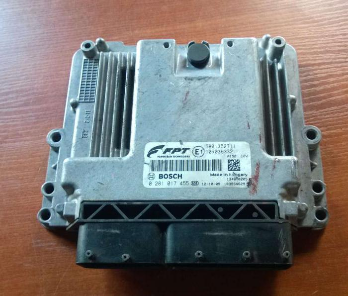 электросхема ВАЗ-2110 инжектор с описанием