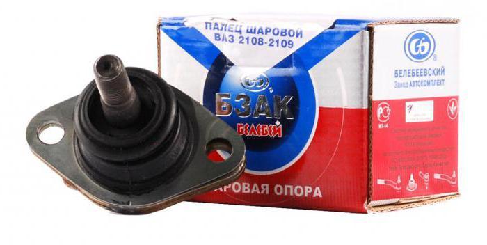 2025582 - Шаровая опора ваз 2110 размеры
