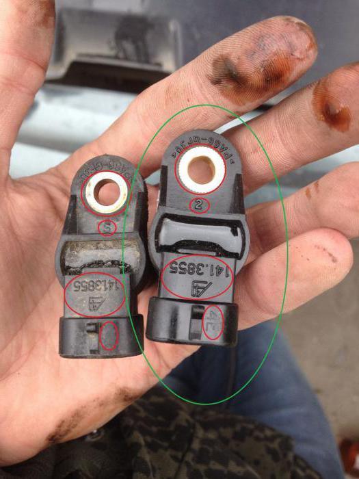 датчик фаз ВАЗ-2114 8 клапанов цена