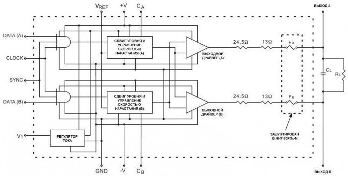 драйверы для мощных светодиодов схема