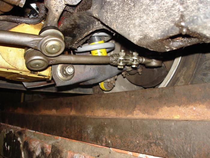 Рулевая трапеция ВАЗ-2107: какая лучше, особенности замены