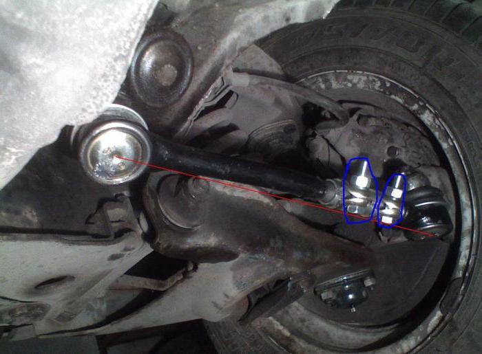 съемник рулевых наконечников ВАЗ 2107