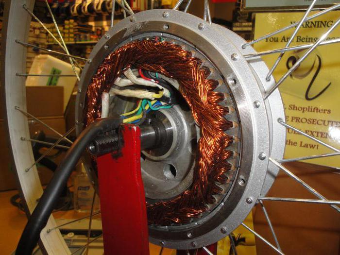 бесколлекторные электродвигатели постоянного тока