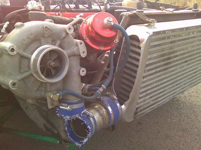 турбина на ВАЗ