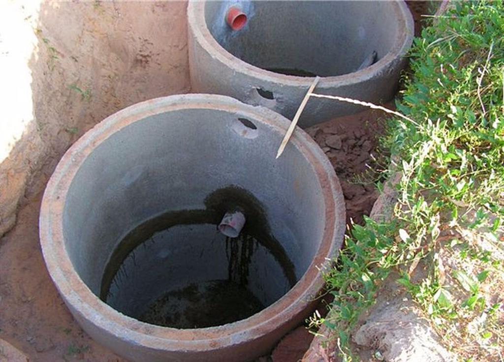 Выгребная яма в частный дом своими руками 64