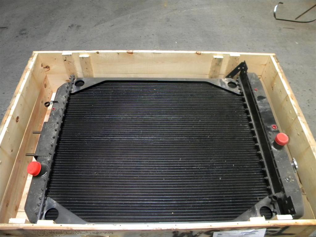 Радиатор охлаждения двигателя цена