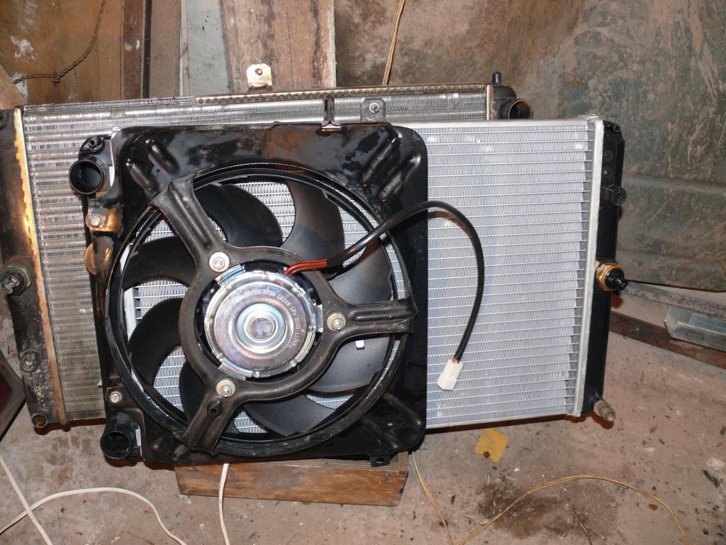 Патрубки системы охлаждения ВАЗ-2108