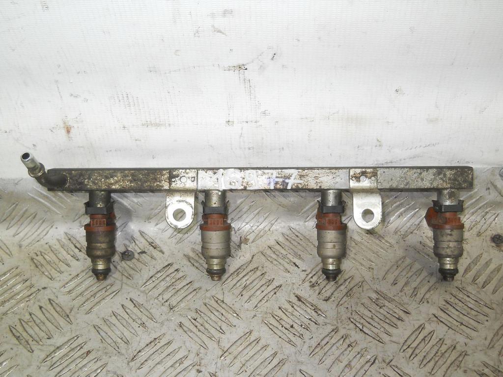 Топливная система ВАЗ-2110 16 клапанов