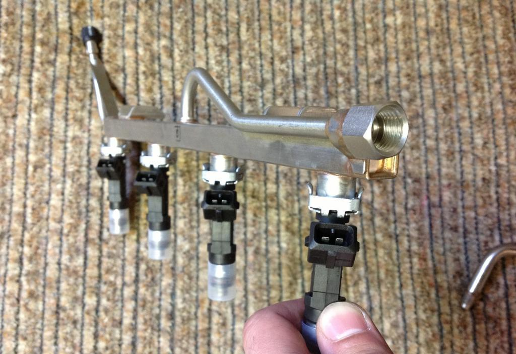 Топливная система ВАЗ-2110 инжектор 8 клапанов
