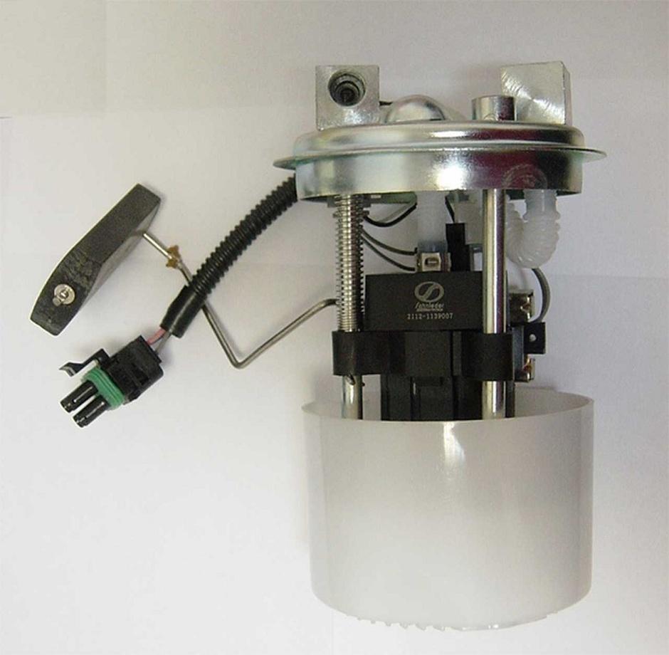 Топливная система ВАЗ-2110 инжектор 8