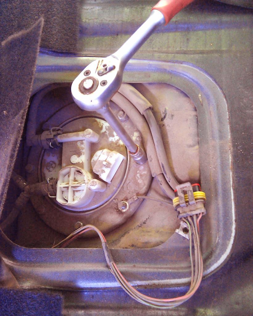 Топливная система ВАЗ-2110 8 клапанов