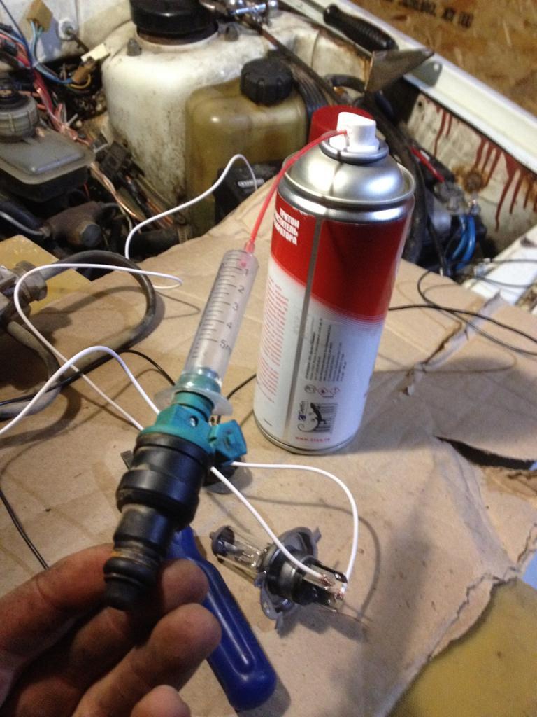 Чистка форсунок ВАЗ-2110 16 клапанов