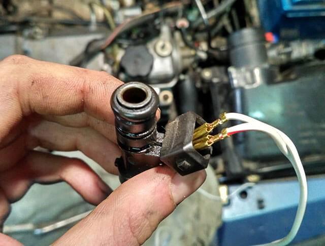 Чистка форсунок ВАЗ 16 клапанов