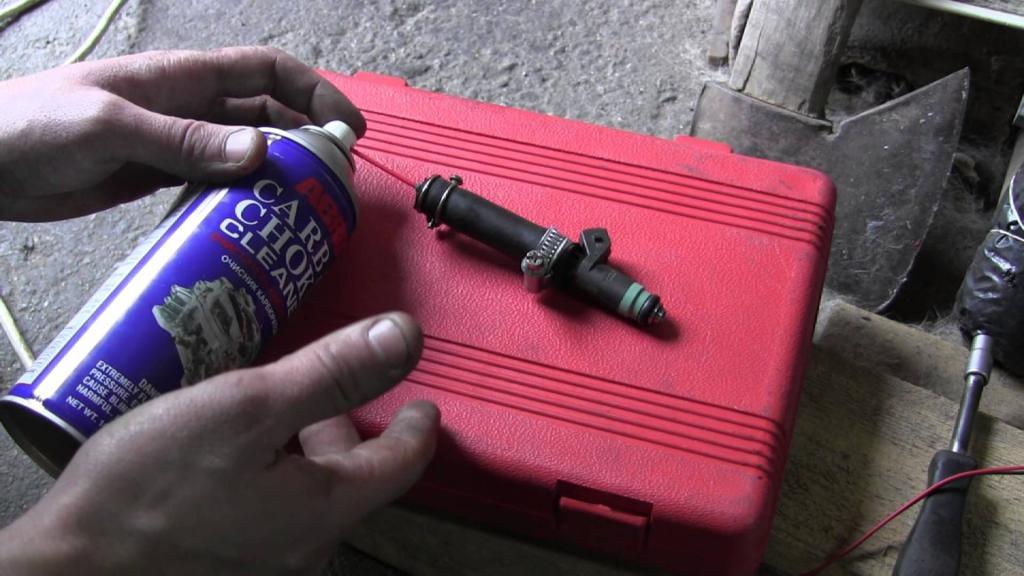 Чистка форсунок ВАЗ-2114 8 клапанов