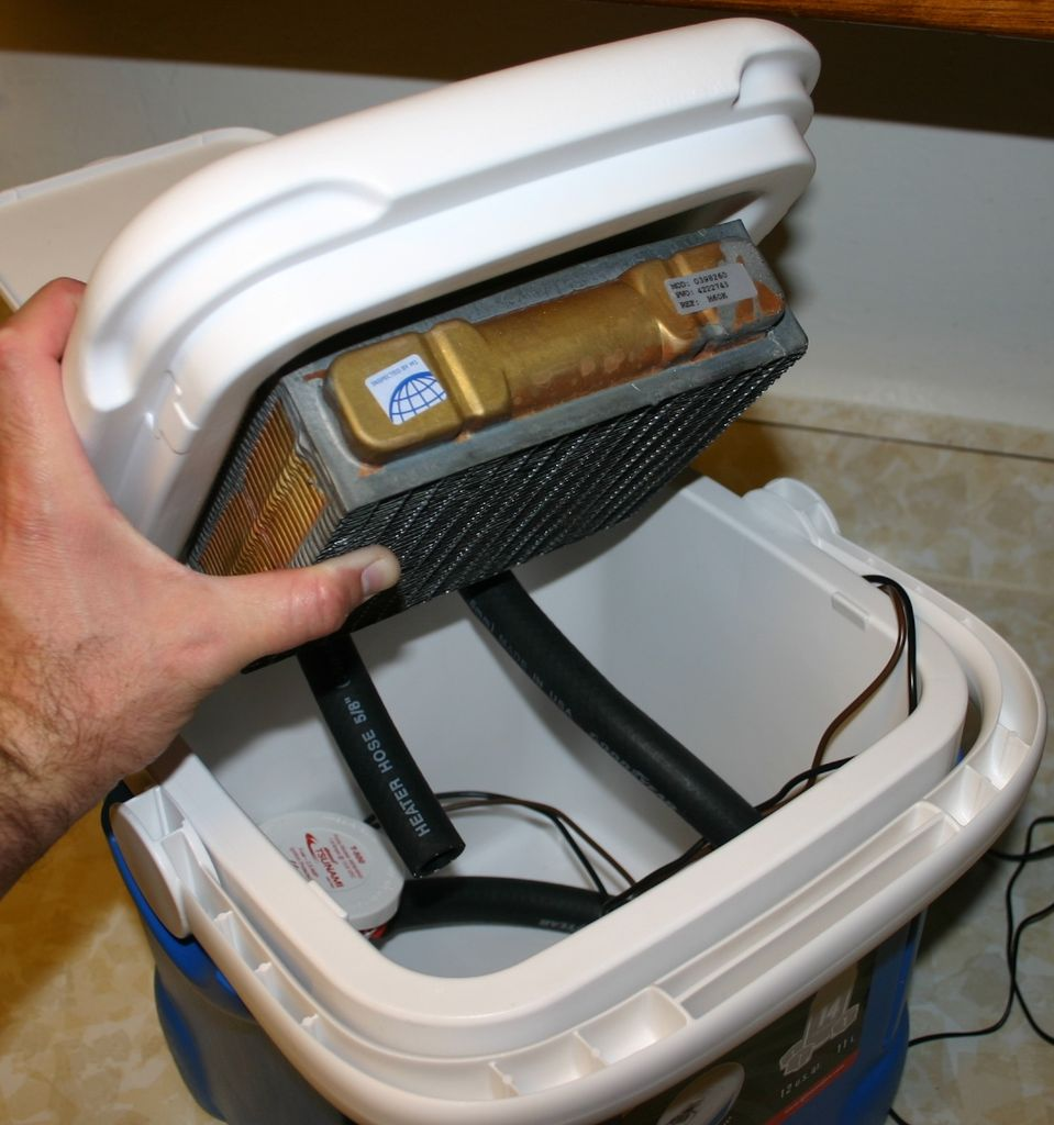 Make home air conditioning