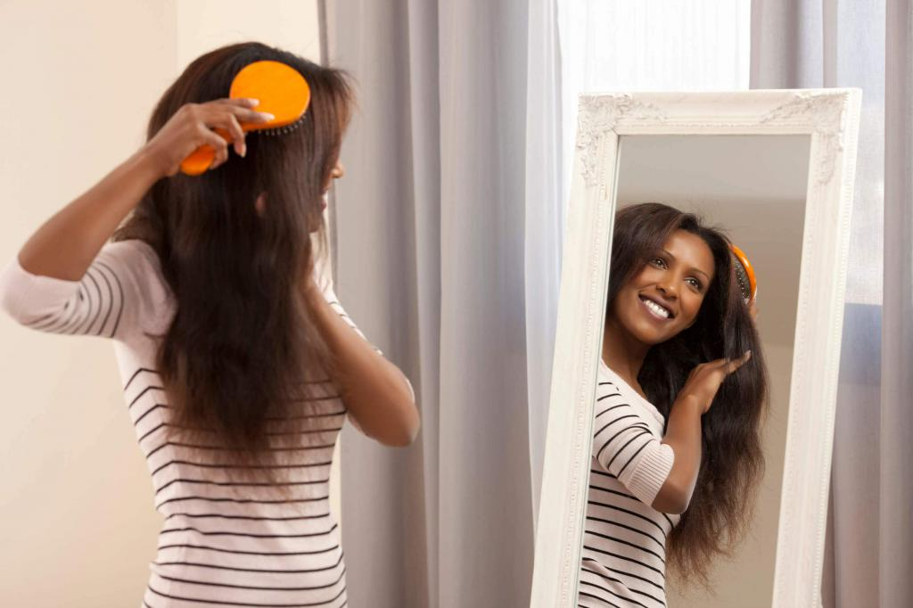 Как выпрямить волосы навсегда в домашних условиях