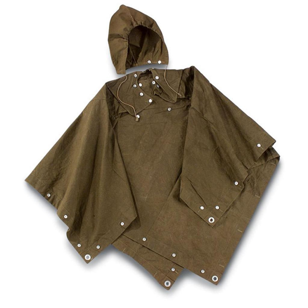 The appearance of the cloak