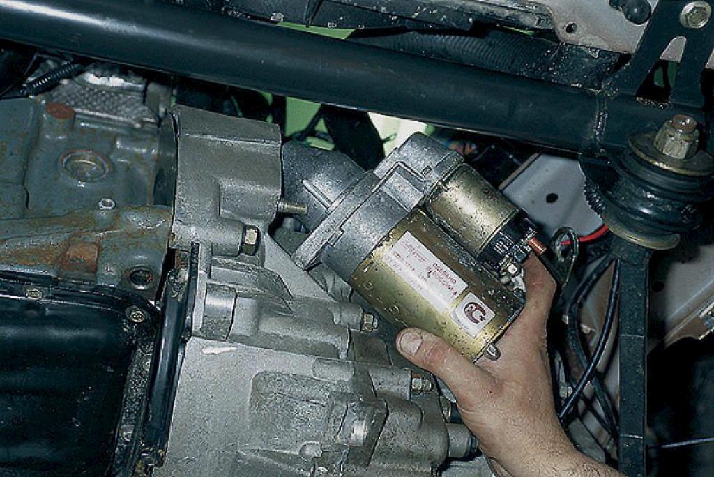 ВАЗ-2110 карбюратор не заводится стартер крутит